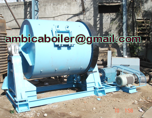 Ball mill for paint manufactruing